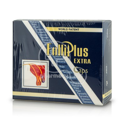 ΙΝΠΑ - FOLLIPLUS Extra Caps - 60caps