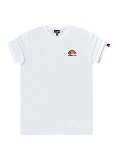 ELLESSE WHITE CANALETTO TEE