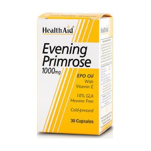 Health aid evening primrose oil