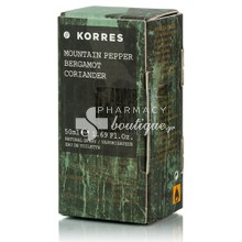 Korres Eau de Toilette MOUNTAIN PEPPER - Ανδρικό Άρωμα, 50ml