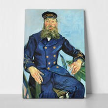 Van gogh   portrait of the postman joseph roulin a