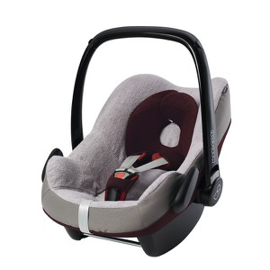 Bαμβακερό Κάλυμμα Maxi Cosi Cool Grey Για Rock - Pebble Plus - Pebble