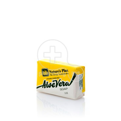 NATURE'S PLUS - Aloe Vera Soap - 86gr