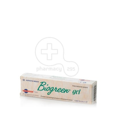 BIONAT - BIOGREEN Gel - 30ml