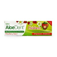 OPTIMA ALOEDENT CHILDREN'S TOOTHPASTE ΓΕΥΣΗ ΦΡΑΟΥΛA 50ML