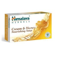 HIMALAYA NOURISHING SKIN CREAM & HONEY SOAP 75GR