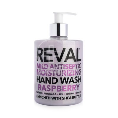 INTERMED - REVAL Mild Antiseptic Moisturizing Hand Wash (Rapsberry) - 500ml
