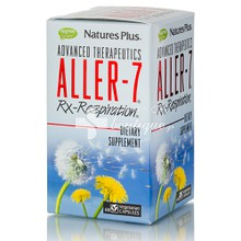 Natures Plus ALLER-7 Rx-Respiration - Αλλεργική Ρινίτιδα, 60caps