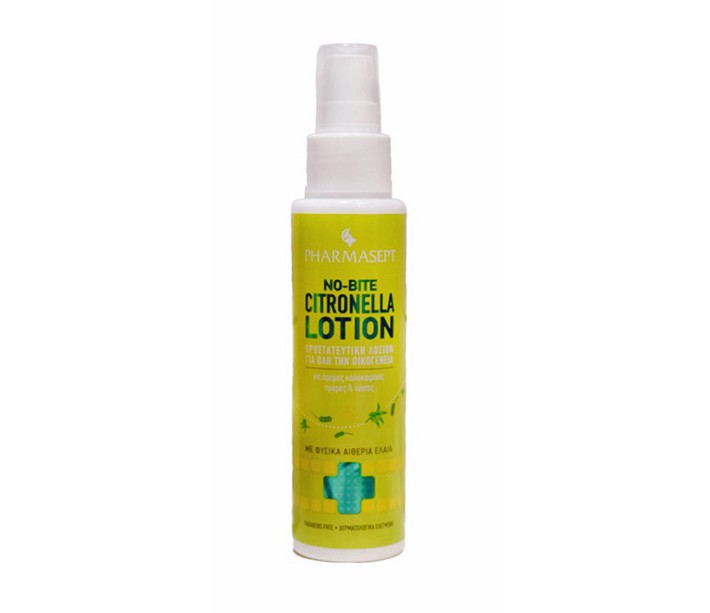 PHARMASEPT NO-BITE CITRONELLA LOTION 100ML
