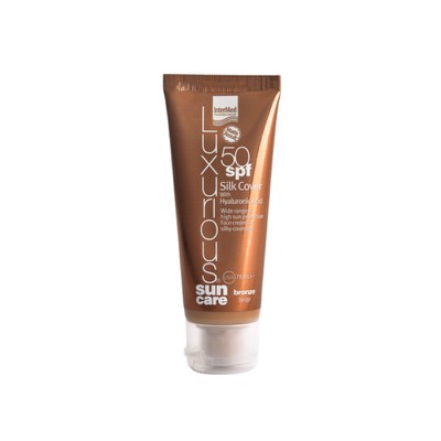 Luxurious - Sun Care Silk Cover BB Cream SPF50 Bronze Beige with Hyaluronic Acid - 75ml