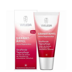 Weleda pomegranate day cream