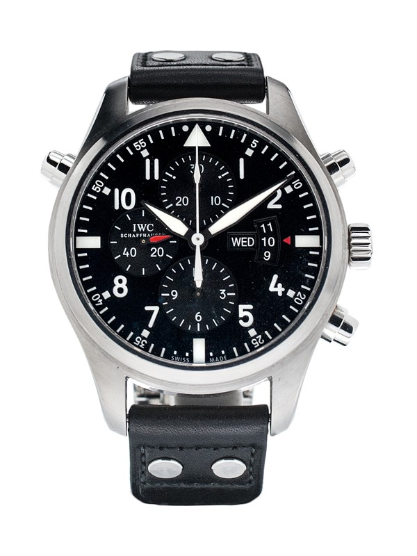 Pilots Double Chronograph