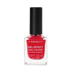 KORRES Gel effect nail colour N19 watermelon 11ml