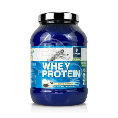 MY ELEMENTS - SPORTS Whey Protein Powder (Vanilla) - 1000gr