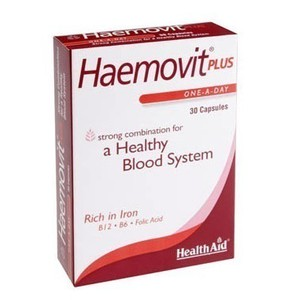 Health aid haemovit plus