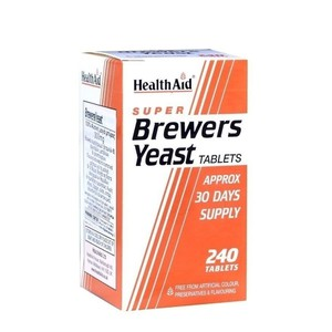 Health aid brewers yeast
