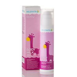 Helenvita Baby Body Milk 200ml