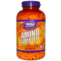 NOW SPORTS AMINO COMPLETE, 360 CAPS