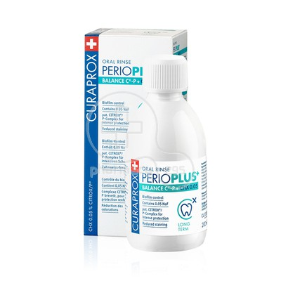 CURAPROX - PERIO PLUS Balance CHX 0,05% - 200ml