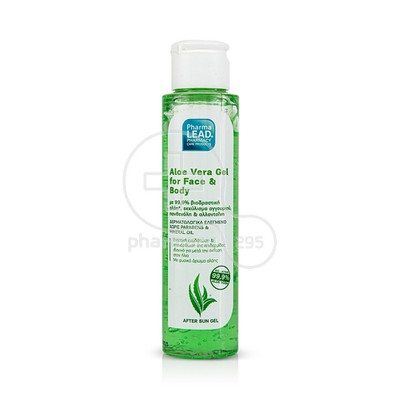 PHARMALEAD - Aloe Vera Gel 99,9% - 100ml
