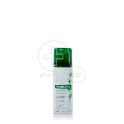 KLORANE - Shampooing Sec a L' Ortie (Dry Shampoo) - 50ml