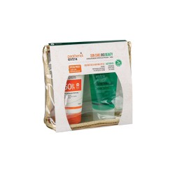 Medisei Panthenol Extra Promo Sun Care Face & Body Milk SPF50 150ml & Aloe Vera Gel 150ml