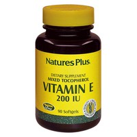 NATURE`S PLUS MIXED TOCOPHEROL E 400 IU  60SOFTGELS
