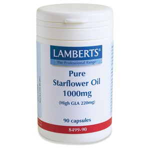 Lamberts pure starflower oil