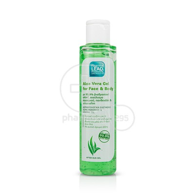 PHARMALEAD - Aloe Vera Gel 99,9% - 170ml