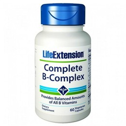 Life Extension Complete B Complex, 60 vcaps