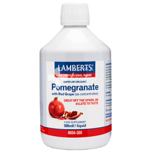 Lamberts POMEGRANATE CONCENTRATE Juice - Αντιοξειδωτικό, 500ml