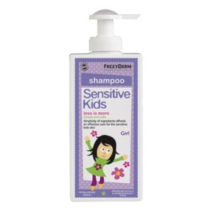 Sensitive kids shampoo for girls                                 200ml