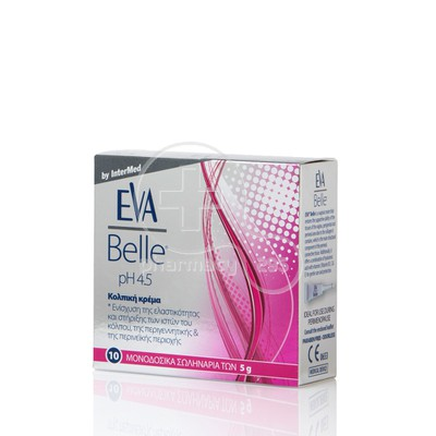 INTERMED - EVA BELLE Vaginal Cream pH4,5 - 10monx5gr