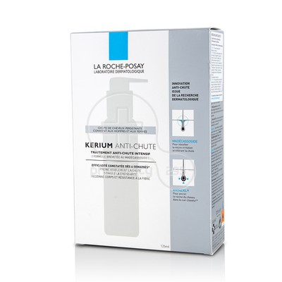 LA ROCHE-POSAY - KERIUM Anti Chute Treatment - 125ml