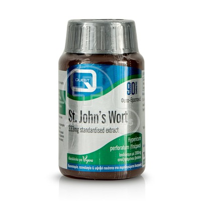 QUEST St. JOHN'S WORT 333mg Extract 90tabs