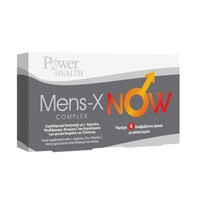 POWER HEALTH MENS-X NOW 4EFF. TABL