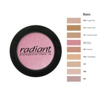 RADIANT PROFESSIONAL EYE COLOR No166-ROSE SHIMMER