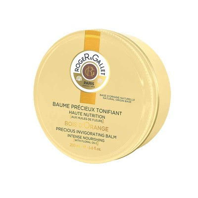 Roger & Gallet - Bois D'Orange Body Balm - 200ml