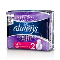 ALWAYS - PLATINUM Ultra Super Plus Size 2 - 7τμχ.
