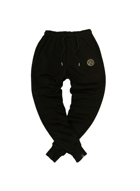 VINYL ART CLOTHING BLACK BASIC VINYL PANTS