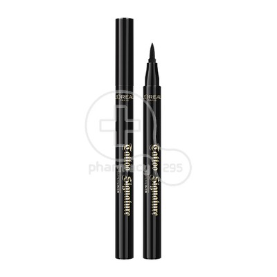 L' OREAL PARIS - Tattoo Signature by SuperLiner Extra Black - 2ml
