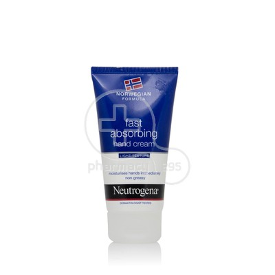 NEUTROGENA - Fast Absorbing Hand Cream - 75ml