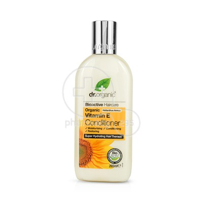 DR. ORGANIC - ORGANIC VITAMIN E Conditioner - 265ml