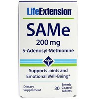 LIFE EXTENSION SAME 200MG 30TABL