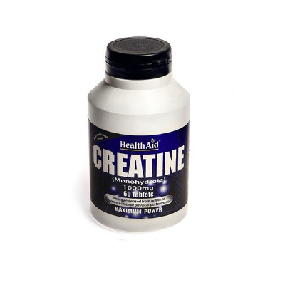 Health Aid - Creatine 1000mg - 60tabs