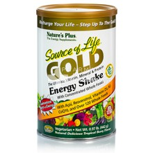 Nature's Plus SOURCE OF LIFE GOLD Shake - Ενέργεια, 442gr