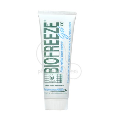 GEROLYMATOS - BIOFREEZE Gel - 118ml