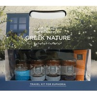 APIVITA GREEK NATURE TRAVEL KIT EUPHORIA (6ΤΕΜ)