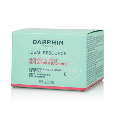 DARPHIN - IDEAL RESOURCE Youth Retinol Oil Concentrate - 60caps