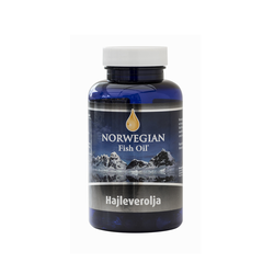 Norwegian Fish Oil Shark Liver Oil 120capsules